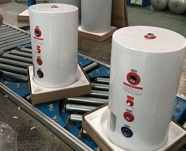 缓冲水箱在热泵采暖系统中的作用